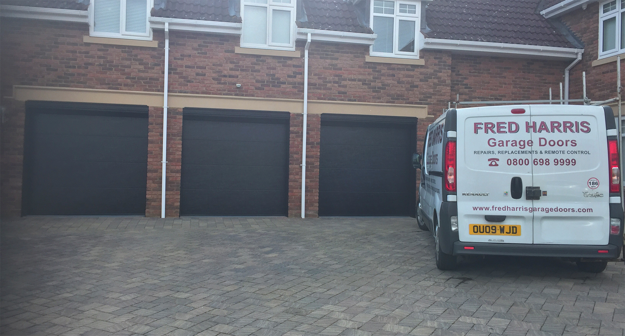 Fred Harris Garage Doors Northampton Fred Harris Garage Doors